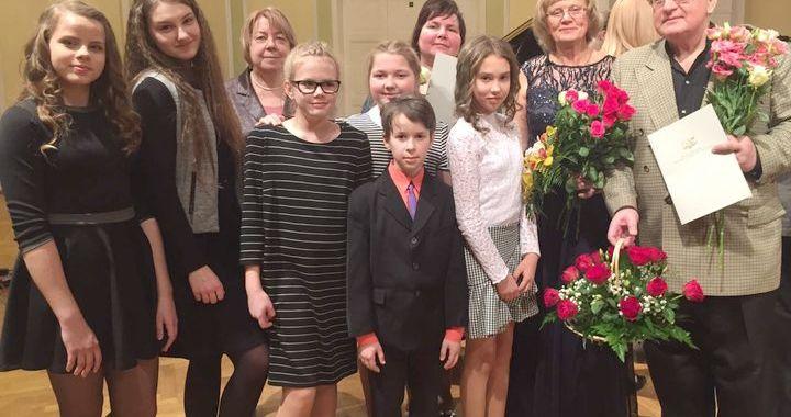 Latvijas mūzikas akadēmijas festivālam – 20