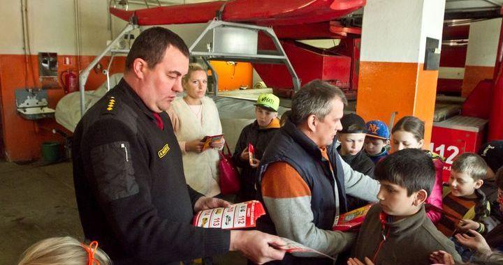 Sveic ugunsdzēsējus un glābējus profesijas svētkos