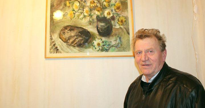 Edvards Beinarovičs saņēmis trešās šķiras Atzinības krustu