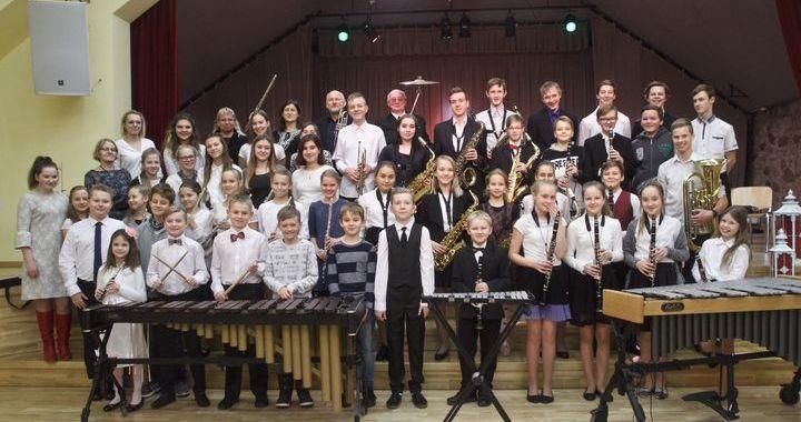 Tukuma Mūzikas skola gatavojas 90. jubilejai un aicina uz koncertiem