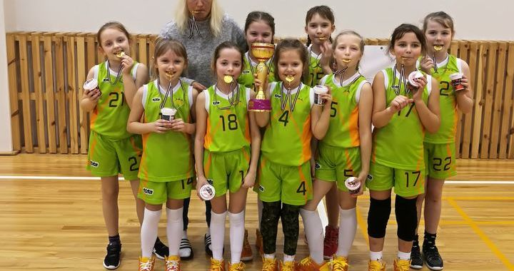 Veiksmīgi aizvadīts Tukuma Sporta skolas kauss basketbolistēm