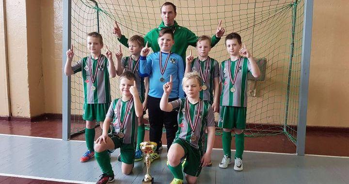 Tukuma «U-9» futbolisti uzvar Zemgales U-9 un U-10 čempionātā