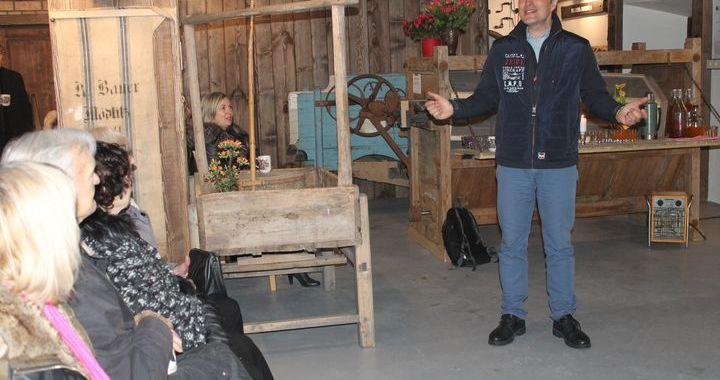 Rideļu dzirnavu muzejs piedzīvojis savu atkārtoto atvēršanu /FOTO/
