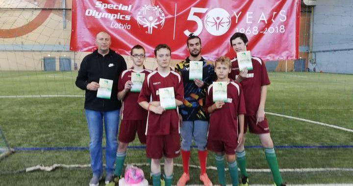 Tukumnieki – «Cerību futbola» otrajā divīzijā