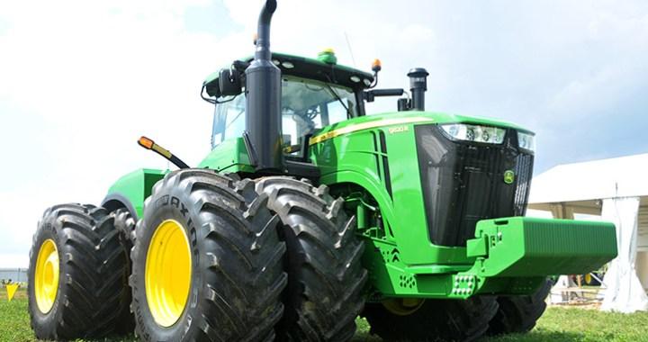 Jāsargā traktortehnika!