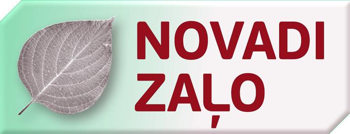 NOVADI ZAĻO V