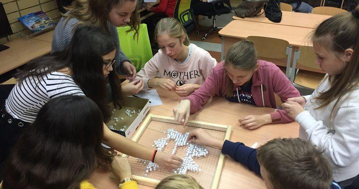 Zemgales vidusskolā ciemojas viesi no citām Eiropas skolām