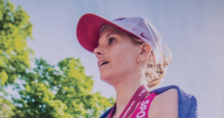 Karīna Helmane-Soročenkova kļuvusi par  otru visu laiku ātrāko maratonskrējēju Latvijā