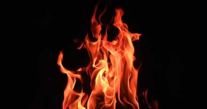 Traģisks ugunsgrēks Kandavā