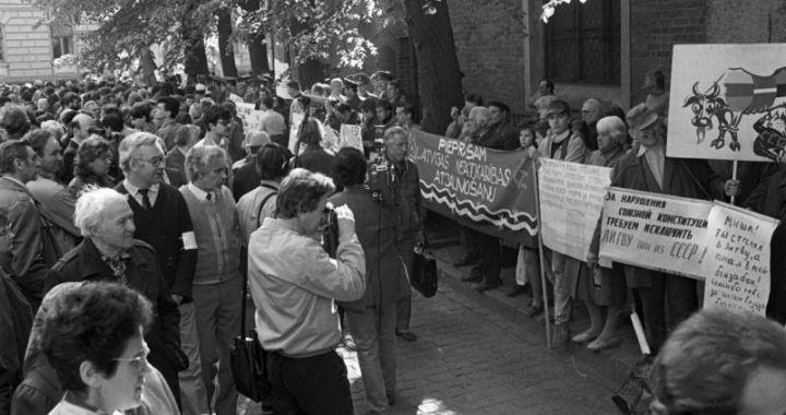 Atjaunotajai neatkarībai – tikai 30 gadu