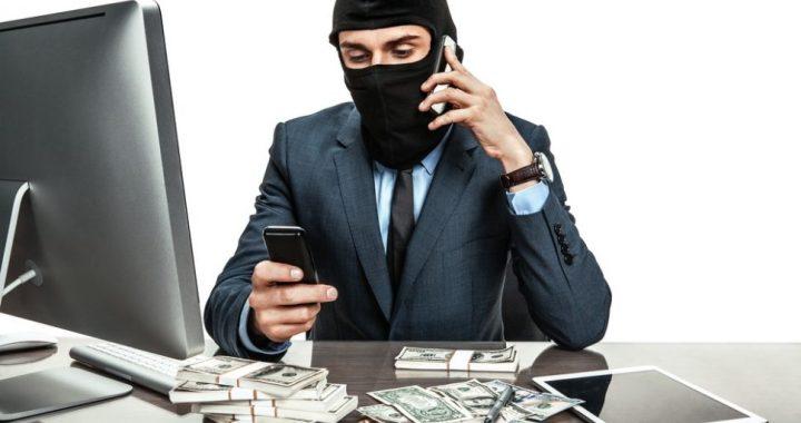 Kā atpazīt krāpnieku