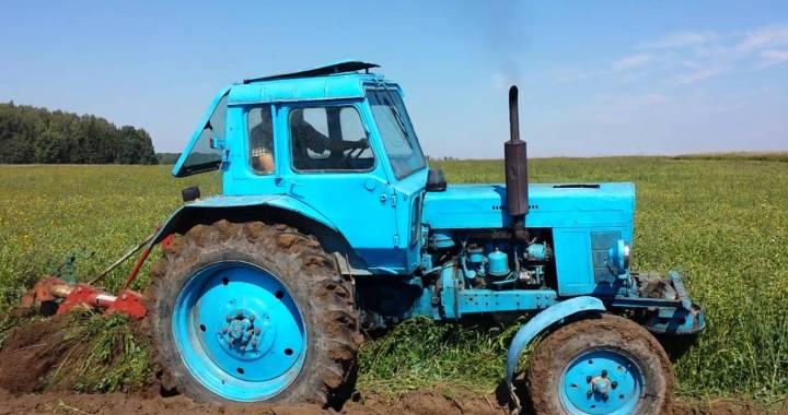 Jaunpilī operatīvi atrod nozagtu traktoru