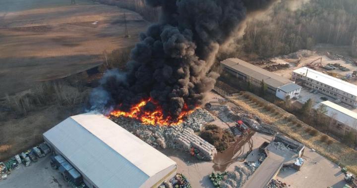 AAS «Piejūra» radījusi kaitējumu videi un valstij četru miljonu apmērā