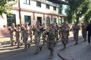 Zemessardzes 51 bataljona 29. dzimšanas diena /FOTO/