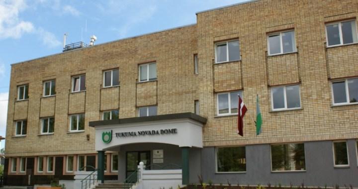Tukuma novada domes 25. novembra sēde/TIEŠRAIDE/