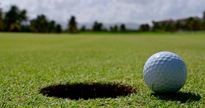 Golfa notikumi Tukuma golfa kluba laukumā «Odiņi»