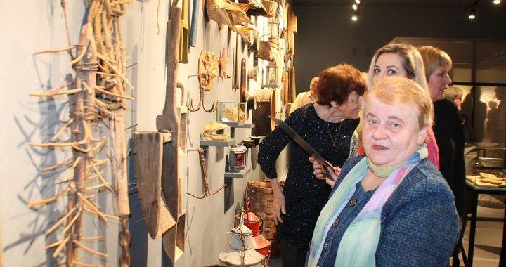 Atklāta Lapmežciema muzeja jaunā ekspozīcija