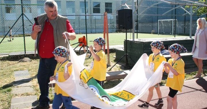 Aizvadīta 16. bērnu «Olimpiskā diena» Kandavā