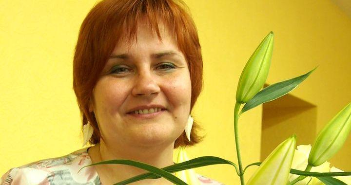 Elita Lavrinoviča – jaunā internātvidusskolas direktore