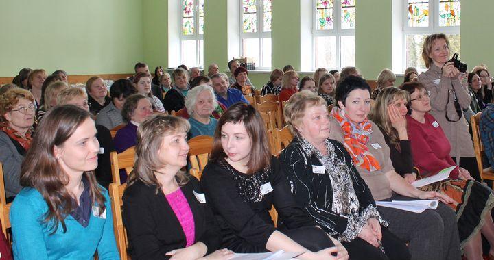 Jaunpils iedzīvotāju forumā – rekordliela aktivitāte /VIDEO/