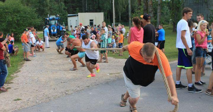 Sēmes un Zentenes pagasta sporta svētki