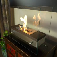 Nu-Flame Foreste Ardore Portable Decorative Ethanol ...