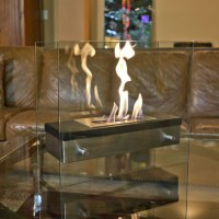 Nu-Flame Ardore Portable Decorative Ethanol Tabletop Bio ...