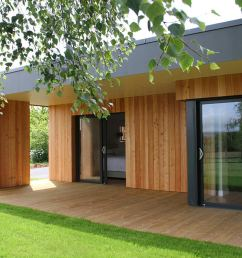requirements biomass fuelled underfloor heating throughout a single storey luxury lodge with large areas of glazing with seamless transition between floor  [ 1200 x 750 Pixel ]