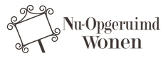 Logo - Nu Opgeruimd Wonen