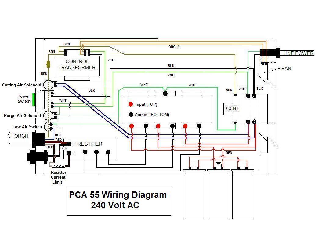 hight resolution of plasma cutter wiring diagram wiring diagram lightning saw by nu tec systemswiring diagram pca 55