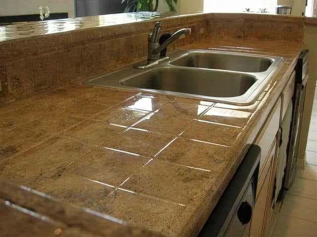 kitchen countertop refinishing is an