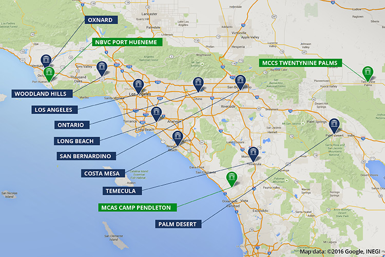 Colleges  Universities in Southern California  National University