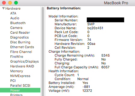 0 amperage macbook battery how a freezer works diagram happiness is mid 2010 13 pro with new i