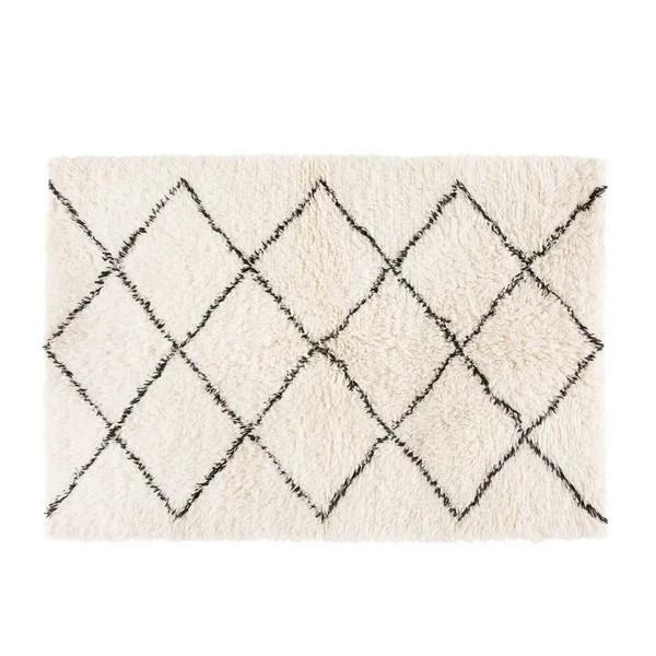 un tapis berbere pour decorer la maison