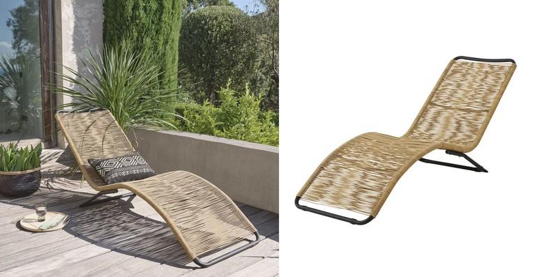 Chaise cardiff maison du monde : Maisons Du Monde Collection Jardin Et Exterieurs 2021 Nuagedeco
