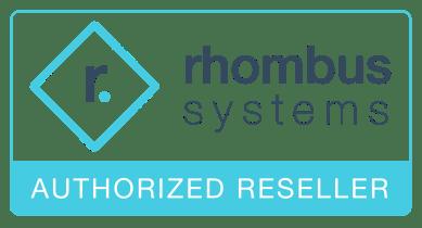 Rhombus-Authorized-Reseller-logo