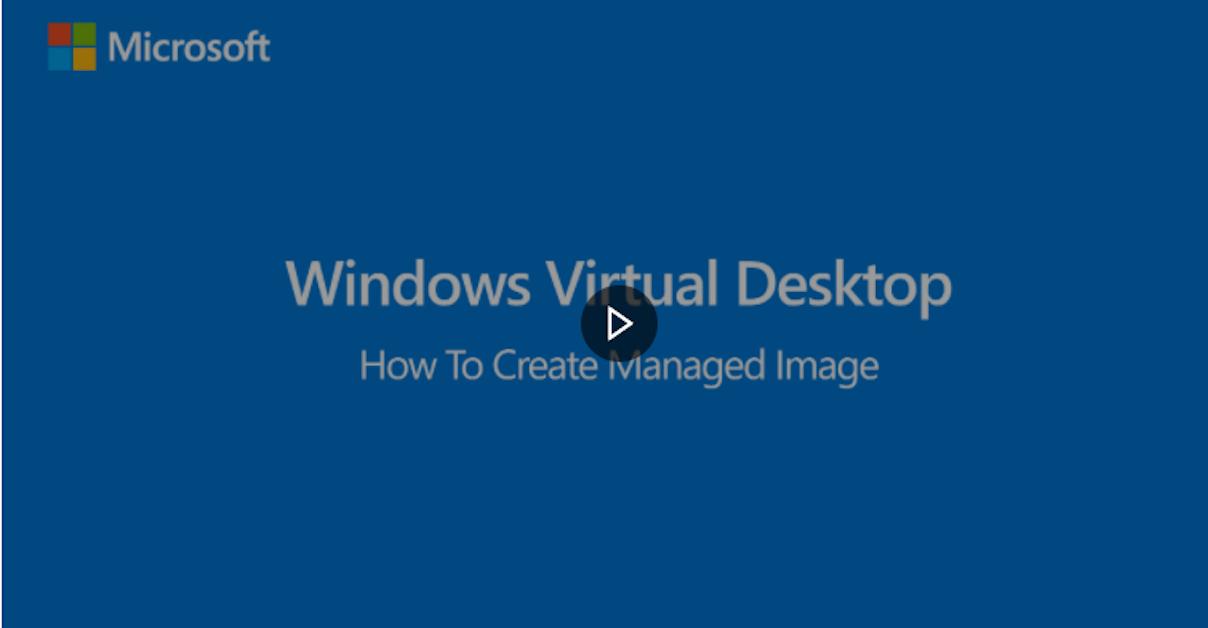 How-to Videos for Windows Virtual Desktop