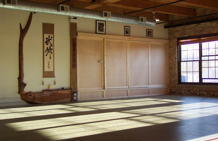 About  Northwestern Aikido Club
