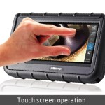 X1000 Plus Touch screen