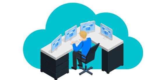 Oficina en la nube
