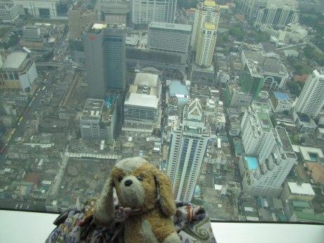 Bangkok desde lo alto! (Tailandia)