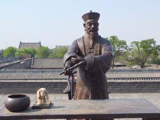 Charlando con Confucio en Pingyao (China)