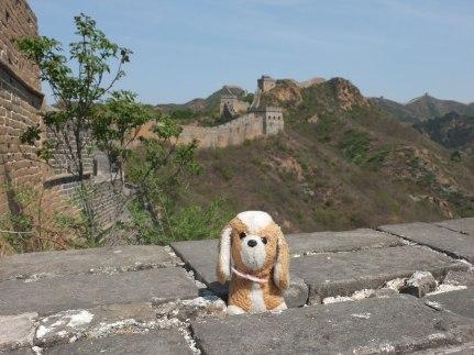 En la Gran Muralla - Jingshanling (China)