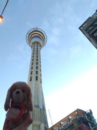 SkyTower de Auckland (Nueva Zelanda)