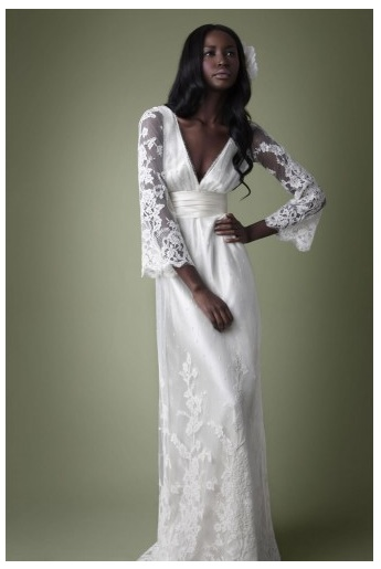 Beautiful BOA Boutique Nu Bride