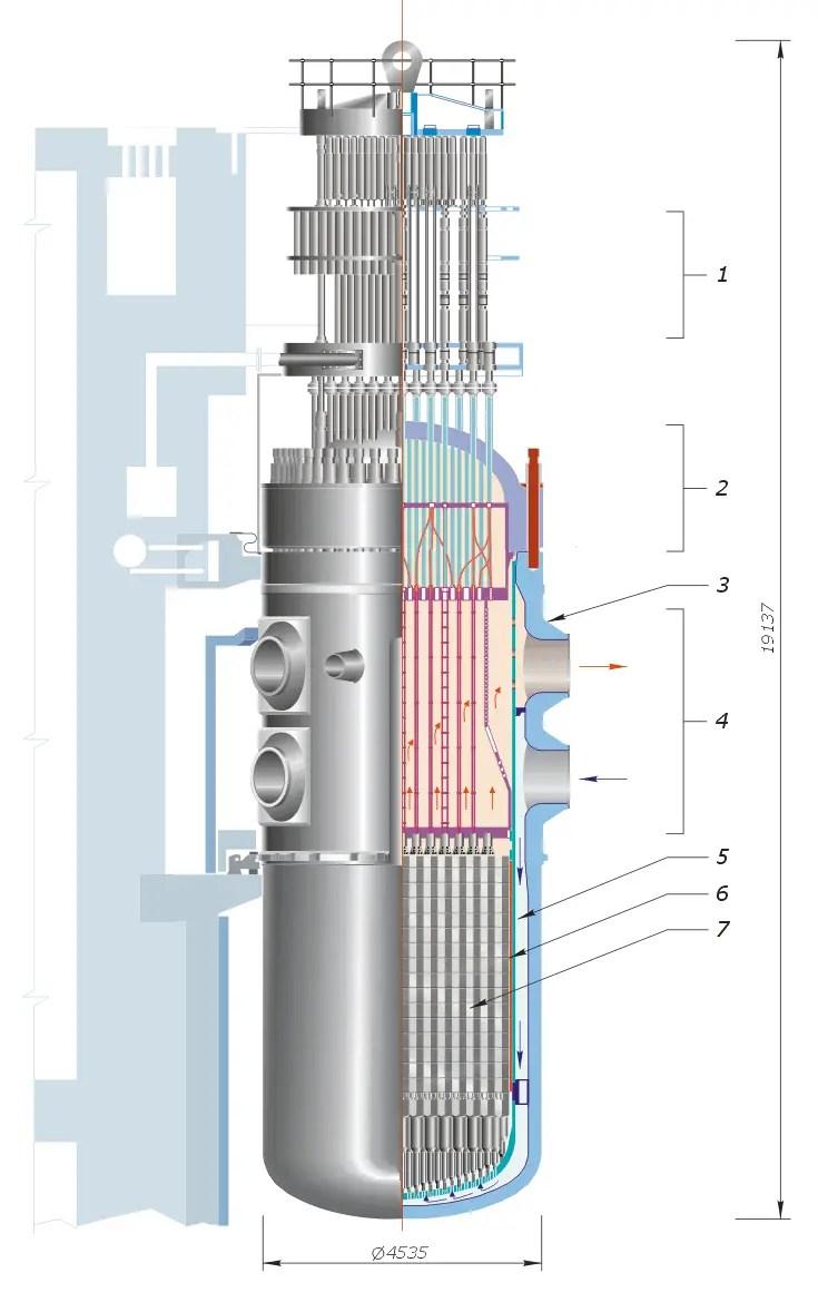 hight resolution of lwr light water reactor