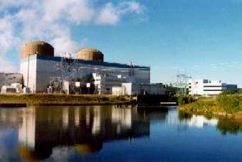 Prairie Island Nuclear Power Plant  Minnesota