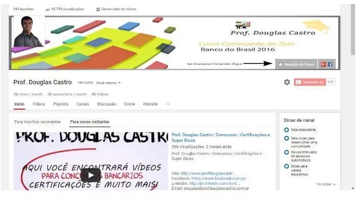 canal youtube arte2