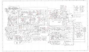 full pioneer stereo schematic