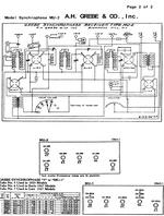 Free Grebe,A H Grebe Schematic Models MU-1,MU1,MU-2,MU2